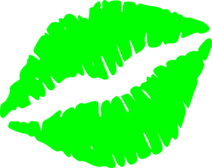 299x237 Lips Vector Clip Art