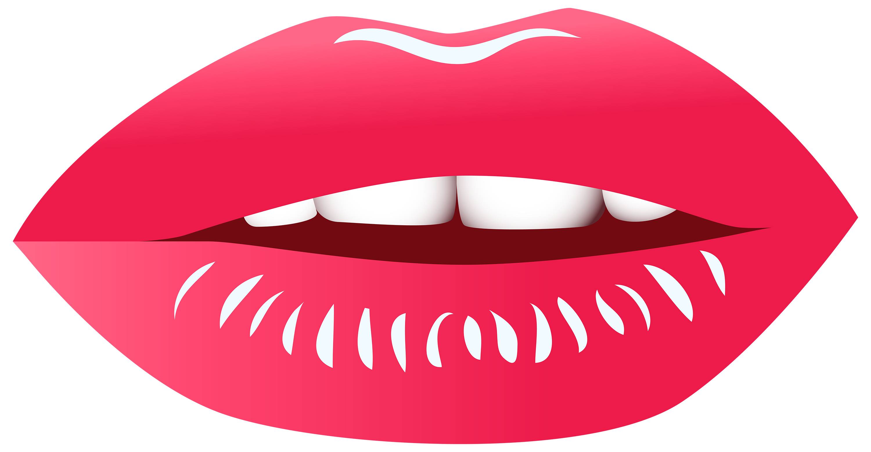 3000x1557 Mouth Png Clipart