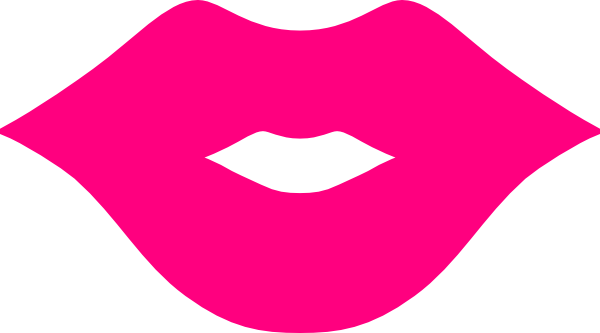600x333 Lips Clipart Pink Lips Clip Art