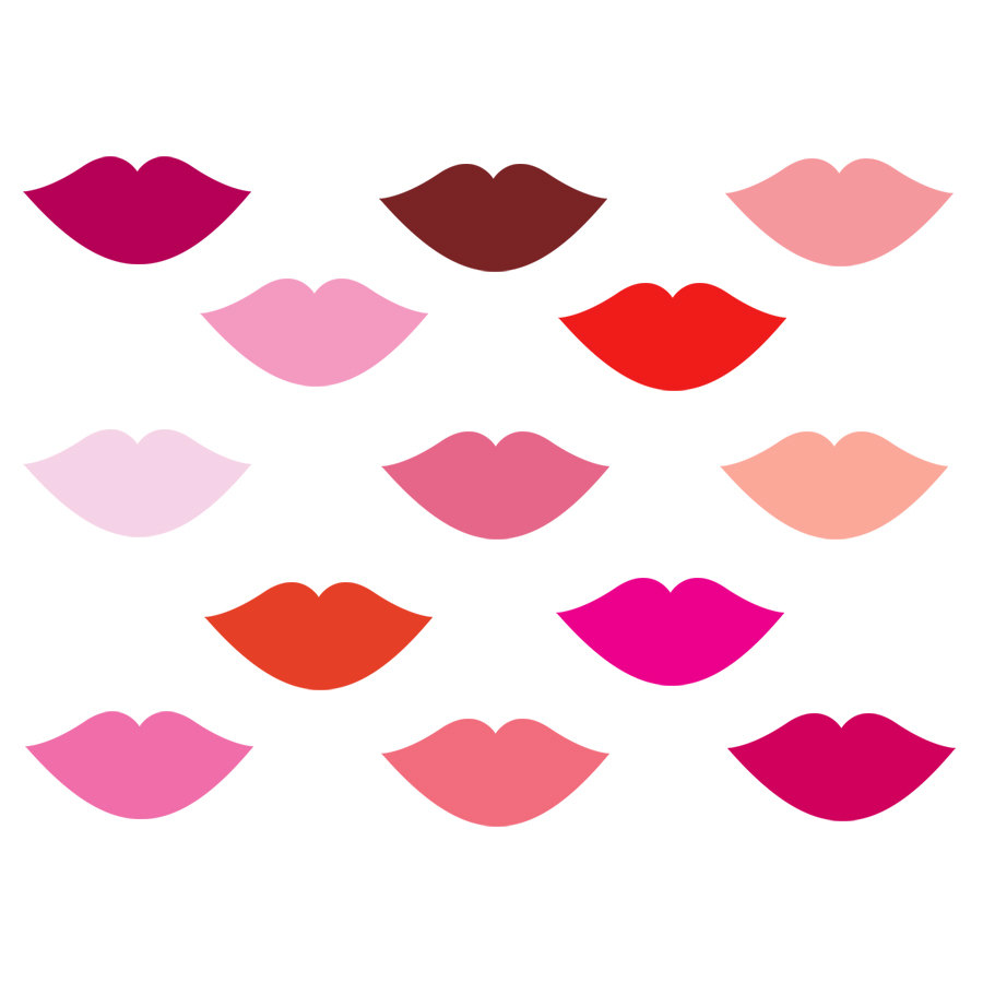 900x900 Clip Art Clip Art Of Lips