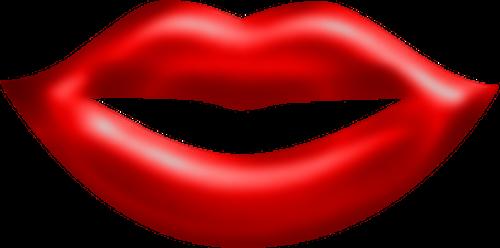 500x248 Clip Art Of Lips Clipart Panda