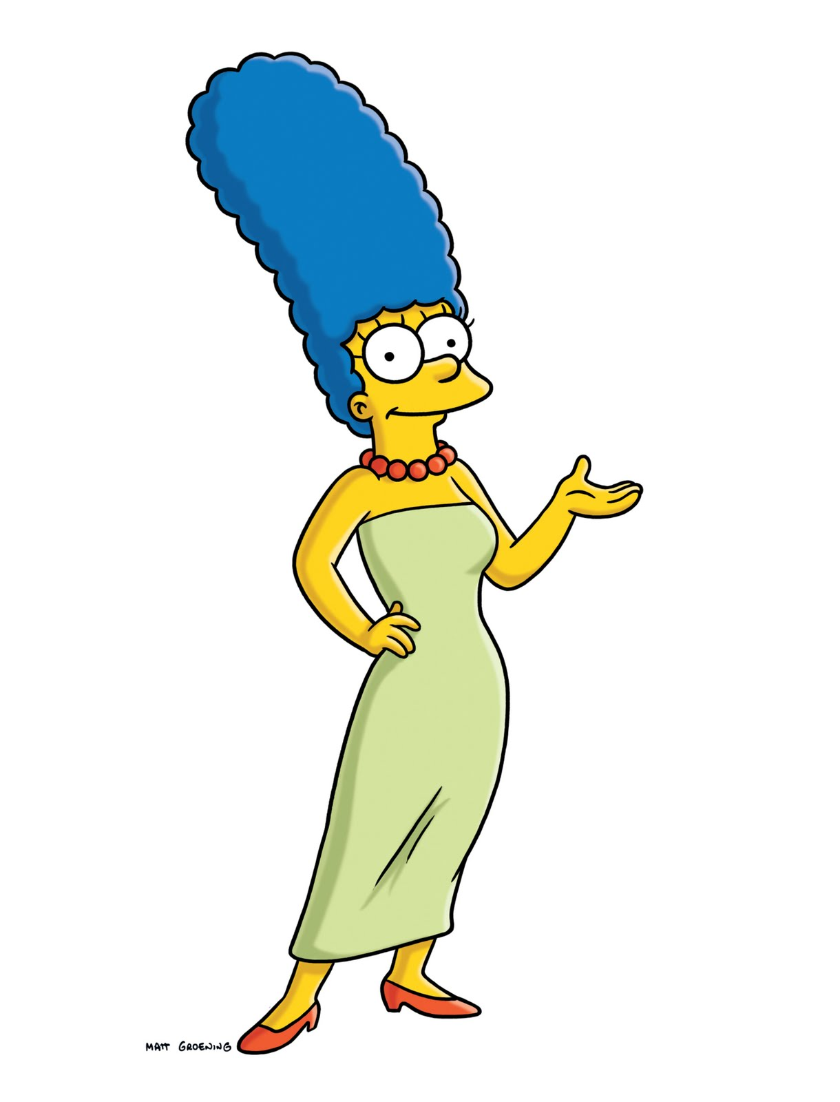 1220x1600 Marge Simpson Clipart And Graphics