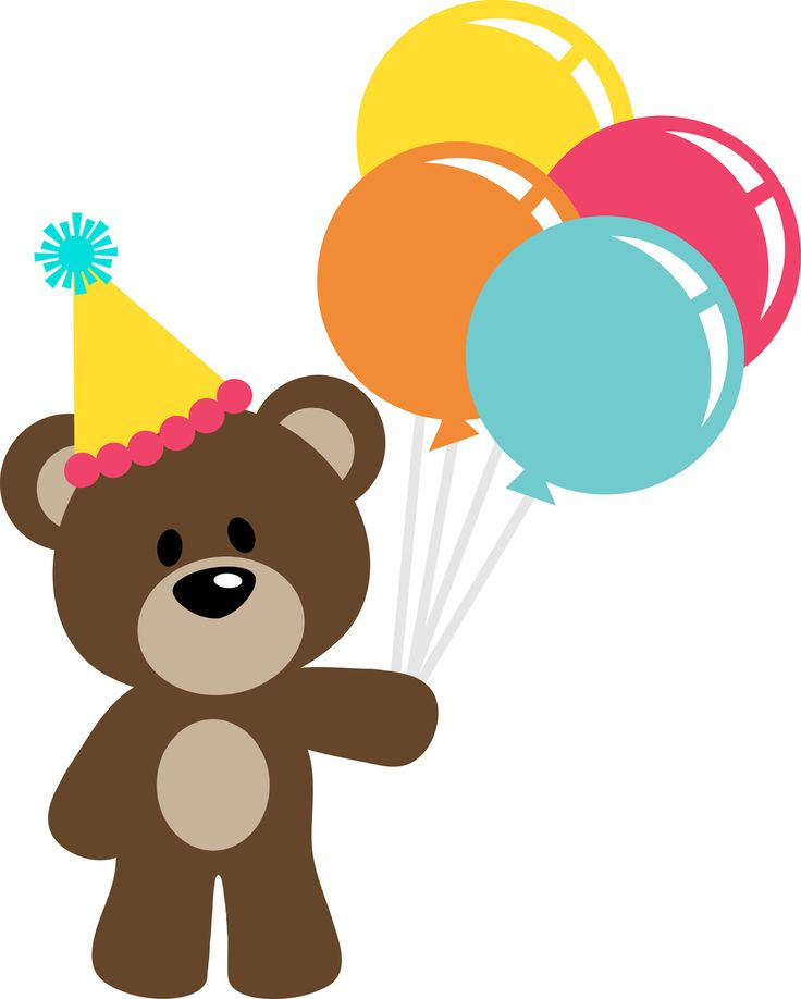 736x918 2096 Best Clip Art T Bears 1 Clipart Images On Birthday