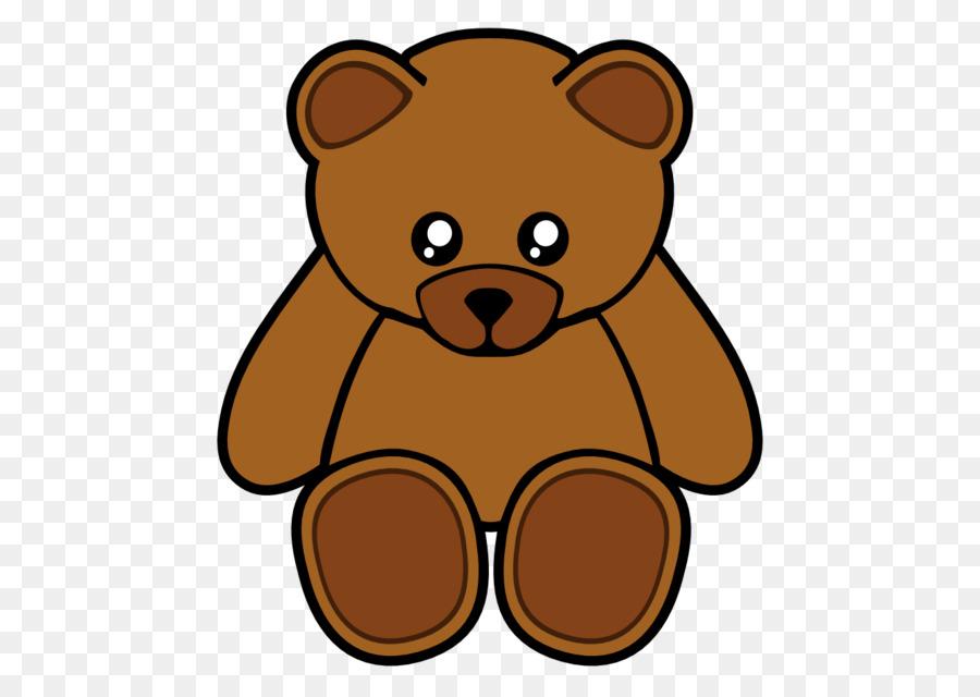 900x640 Teddy Bear Cartoon Clip Art