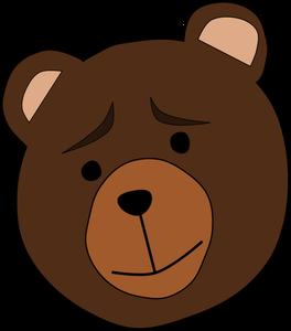 264x300 7083 Free Clipart Teddy Bear Outline Public Domain Vectors