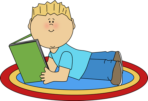 500x340 Boy Reading Clipart Clipartlook