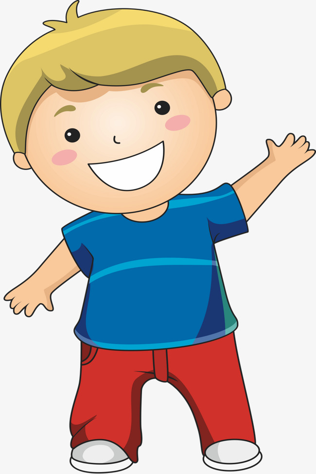 650x974 Little Boy, Happy, Joy, Cartoon Png Image And Clipart For Free