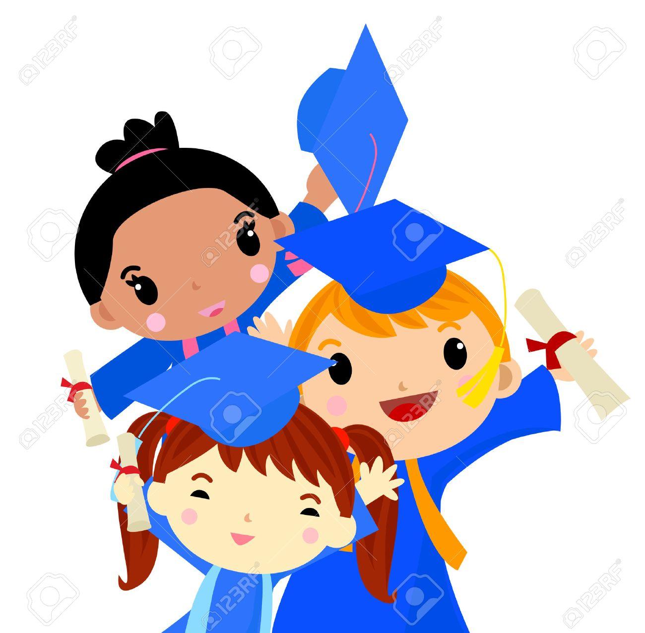 1300x1276 Little Boy Clipart Graduate