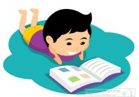 200x140 Child Reading Clipart Boy Reading Cliprt Little Boy Reading