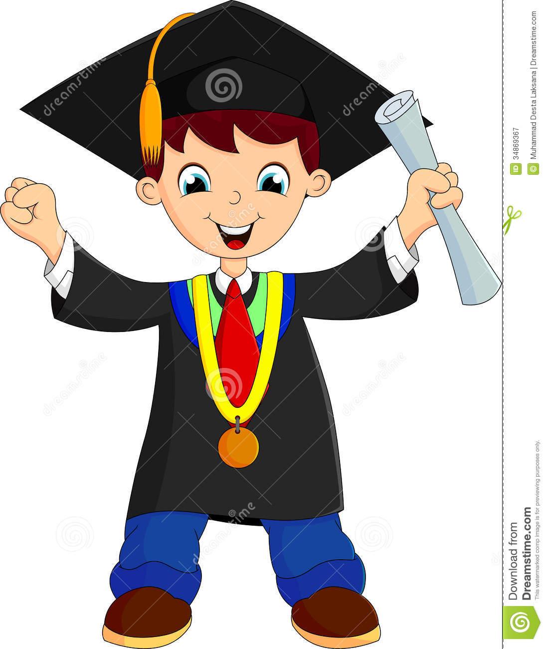 1097x1300 Little Boy Clipart Graduate