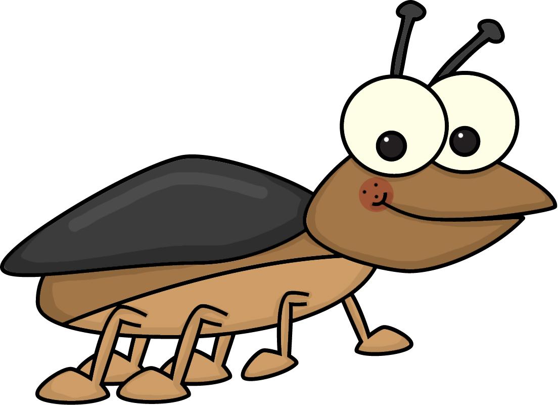 1104x800 Bug Clipart Little Black