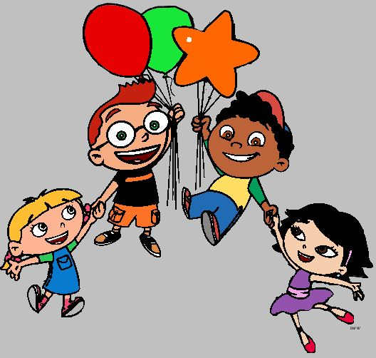 Little Einsteins Clipart
