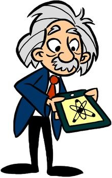 220x350 Einstein Cliparts Equation Free Download Clip Art