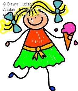 258x300 Top 94 Little Girl Clip Art
