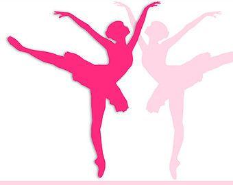 340x270 Ideal Ballerina Clip Art Pink