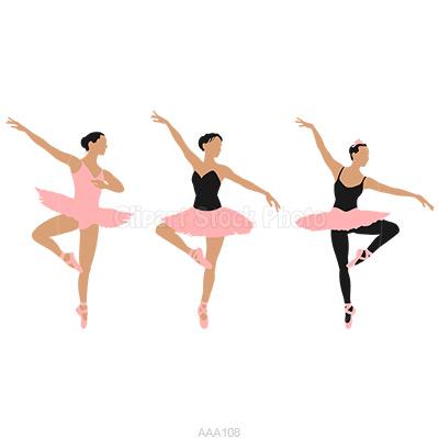 400x400 Ballerina Clipart Ballet Class
