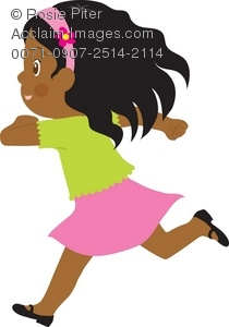 210x300 Attractive Inspiration Little Girl Clipart With Blonde Hair Free