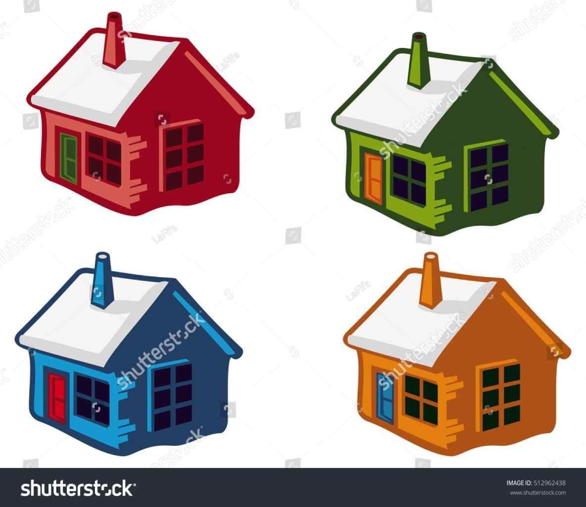 1185x1026 Cute Little House Clipart Wall Maxx