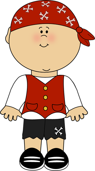 307x550 Pirate Clip Art