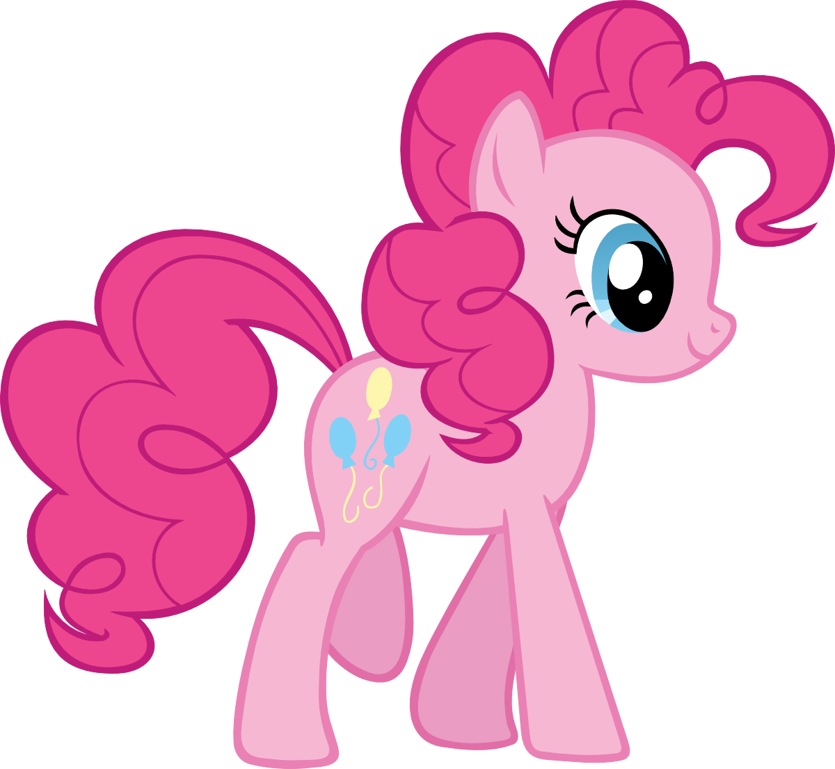 1200x1106 Which My Little Pony Character Are You Pony, Pinkie Pie