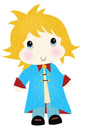 Little Prince Clipart