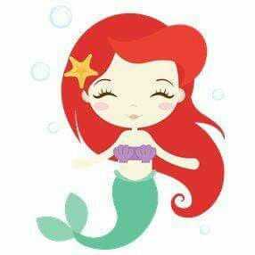 286x286 Pin By Paola On Little Mermaid Mermaid