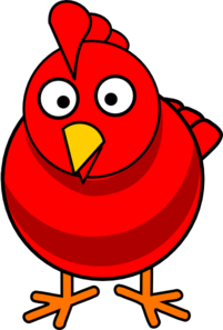 201x297 Little Red Hen Clip Art