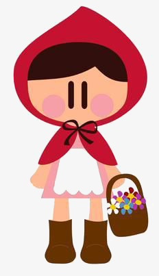 232x403 Little Red Riding Hood, Fairy Tale Characters, Cartoon Characters