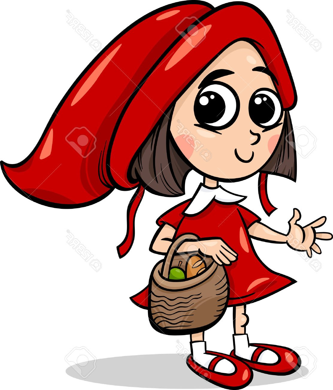 1112x1300 Little Red Riding Hood Clip Art Many Interesting Cliparts
