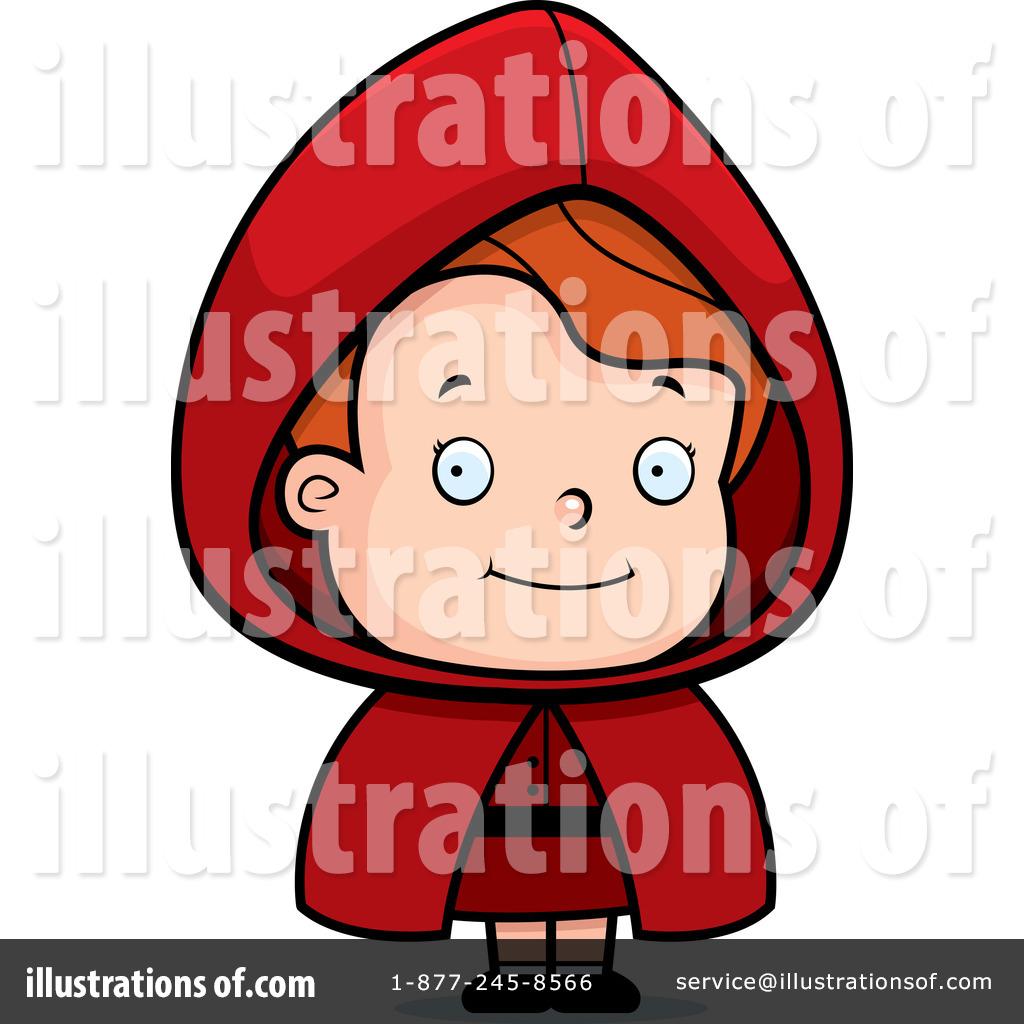1024x1024 Little Red Riding Hood Clipart