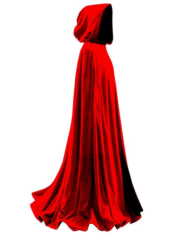 600x813 Red Riding Hood Clipart Cloak