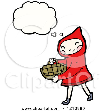 450x470 Royalty Free (Rf) Little Red Riding Hood Clipart, Illustrations