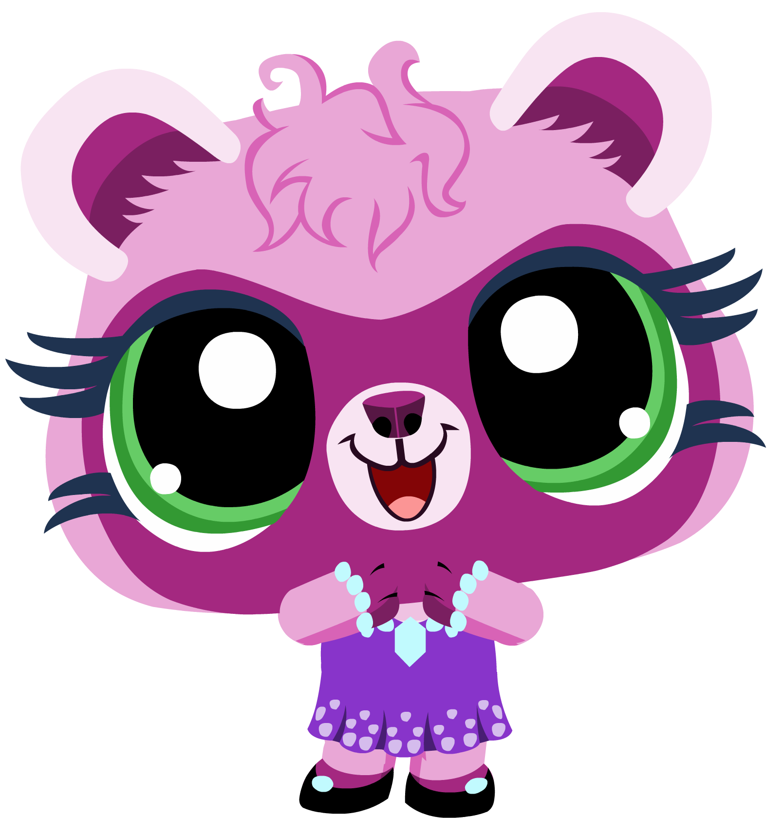 1610x1679 Littlest Pet Shop Online (Game)