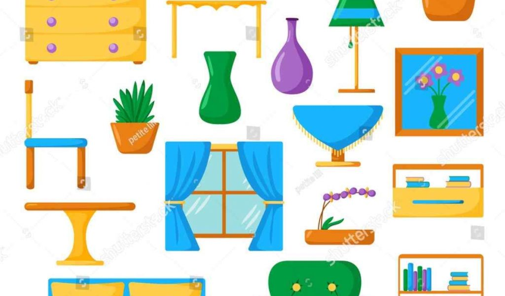 1024x600 The Images Collection Of Modern Stock Vector Smiling Shoppers Shop