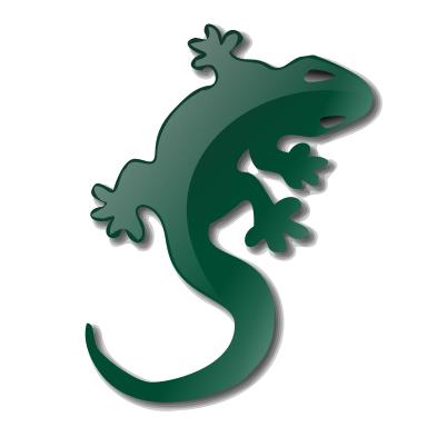 384x384 Free Lizard Clipart
