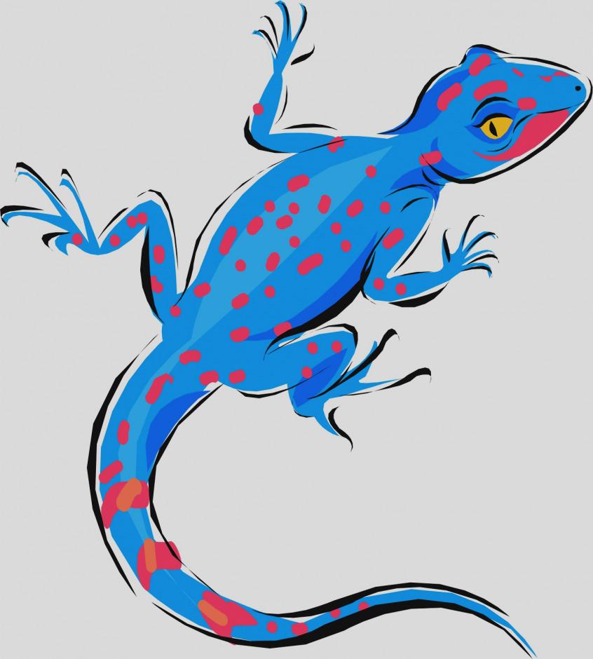 846x940 Inspirational Of Lizard Clip Art Green Clipart Sweet