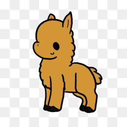 260x260 Llama Animation Cartoon Cuteness