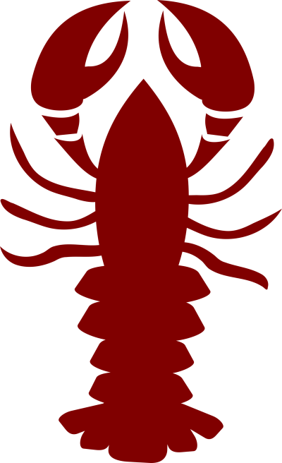 400x656 Marvelous Design Ideas Clip Art Lobster Clipart Clipartaz Free