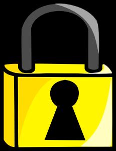 231x300 Lock Clipart Clip Art