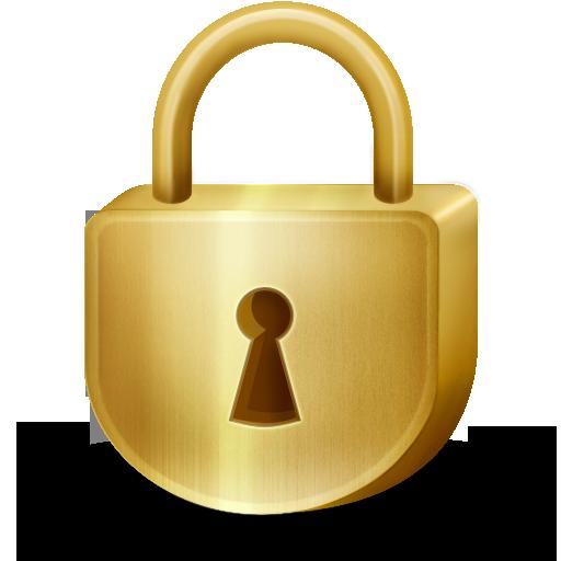 512x512 Lock Icon