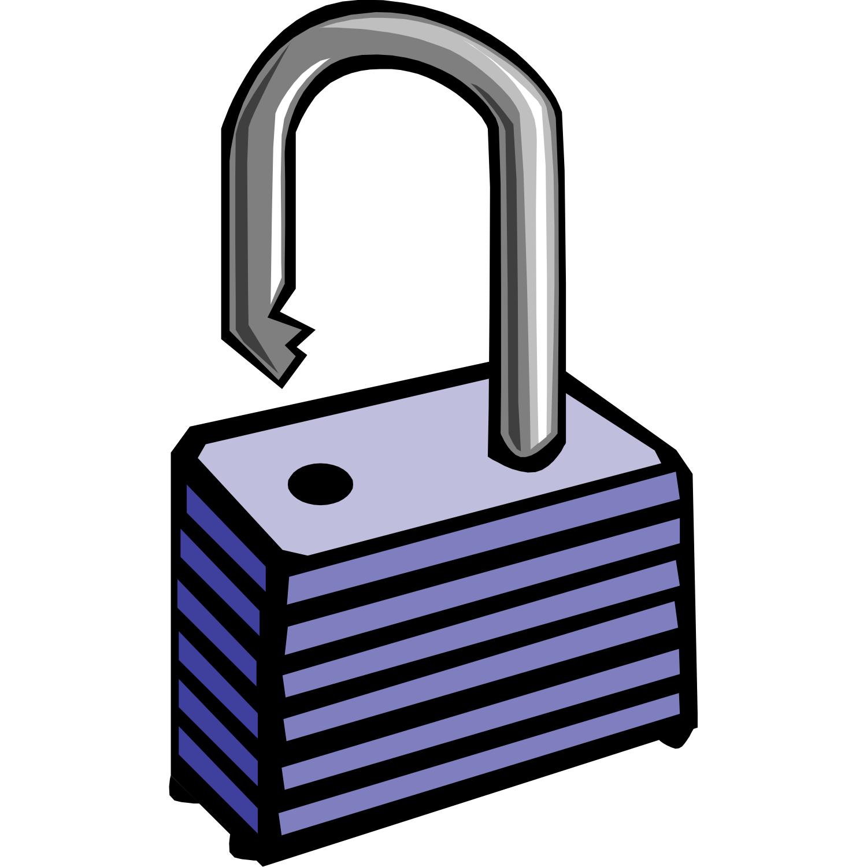 1500x1500 Clip Art Lock In Clip Art