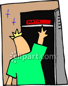 239x300 Boy Getting His Math Book Out Of His Locker