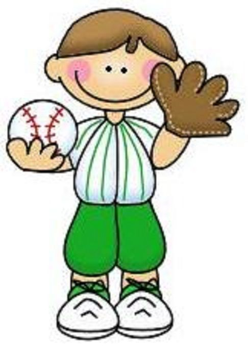 486x678 67 Best Clip Art For Sports Images On Baseball Party