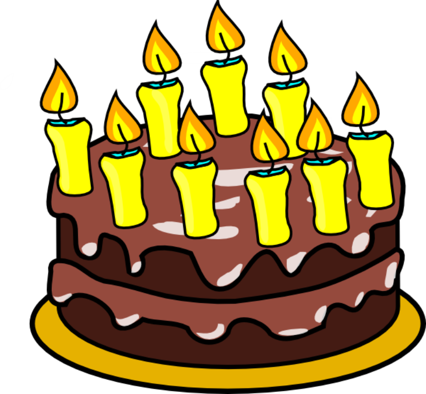 830x768 Top 78 Birthday Cake Clip Art