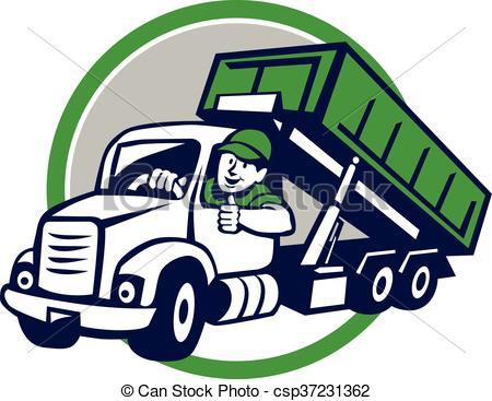 Log Truck Clipart