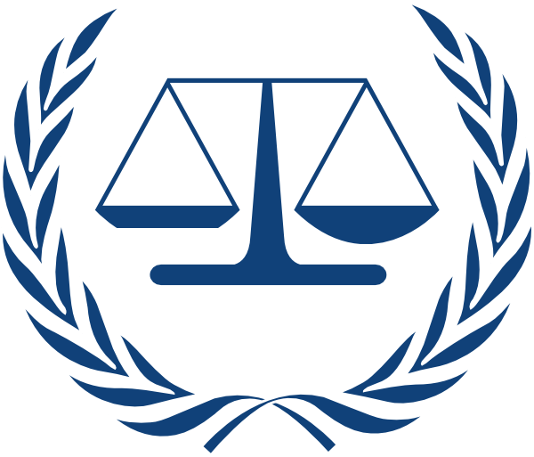 600x513 International Criminal Court Logo Clip Art Free Vector 4vector