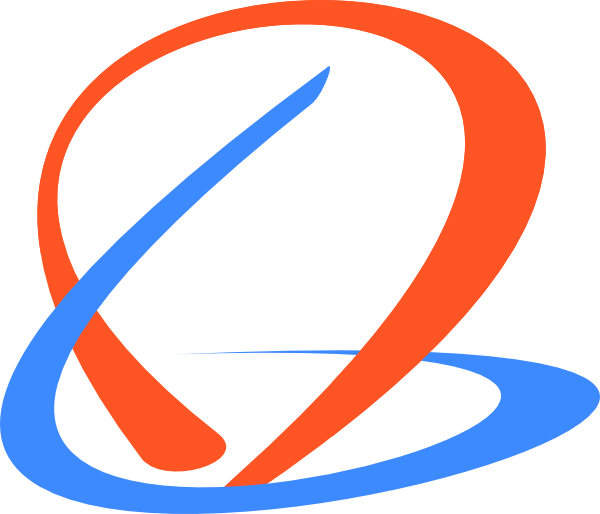 600x514 Swirly Logo Clip Art Free Vector 4vector