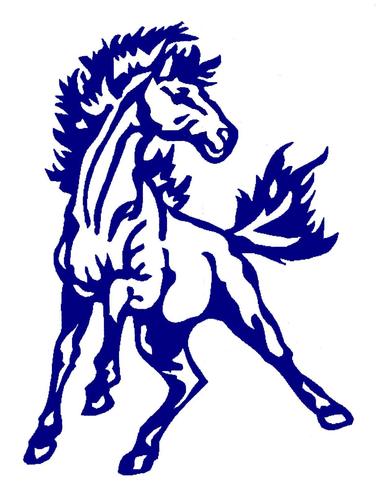 1224x1587 Top 83 Mustang Clip Art
