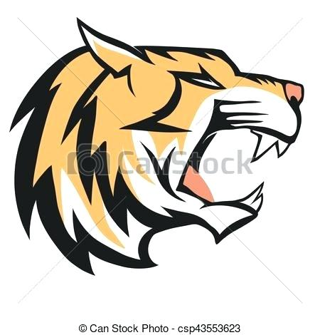 450x470 Tiger Logo Clip Art Themusicfoundry Future