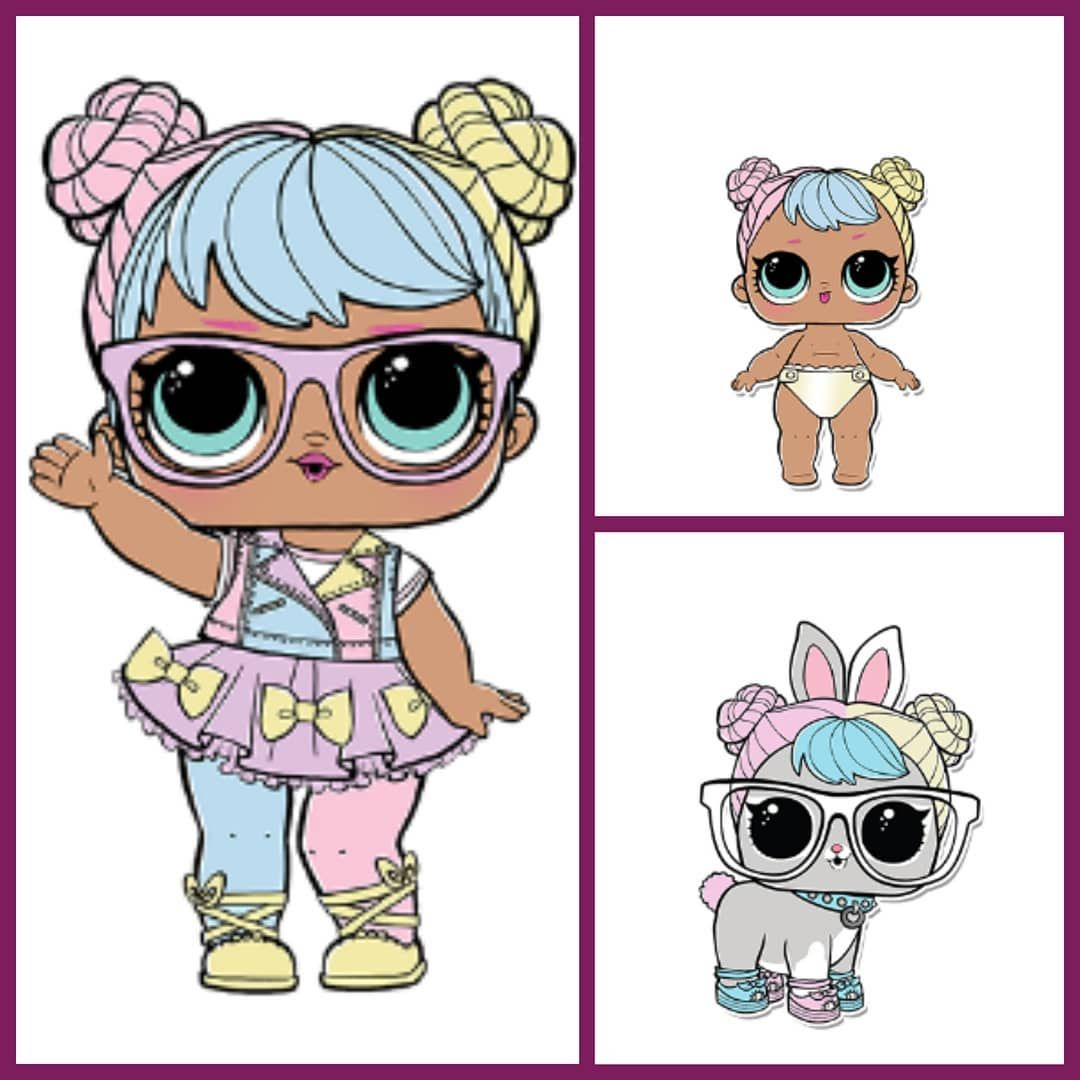 Lol Dolls Clipart at GetDrawings com | Free for personal use